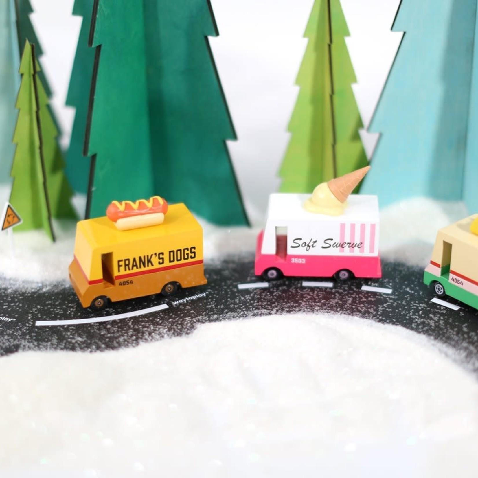 Candylab Toys Hot Dog Van