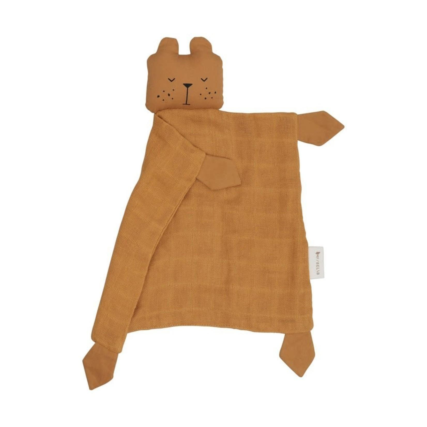 Fabelab Animal Cuddle Bear (Ochre)