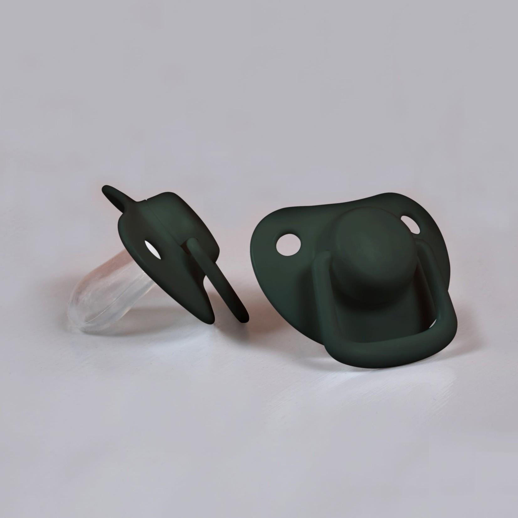 Filibabba Fopspeen (Dark green)