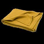 Fresk Gebreid deken (Mustard)