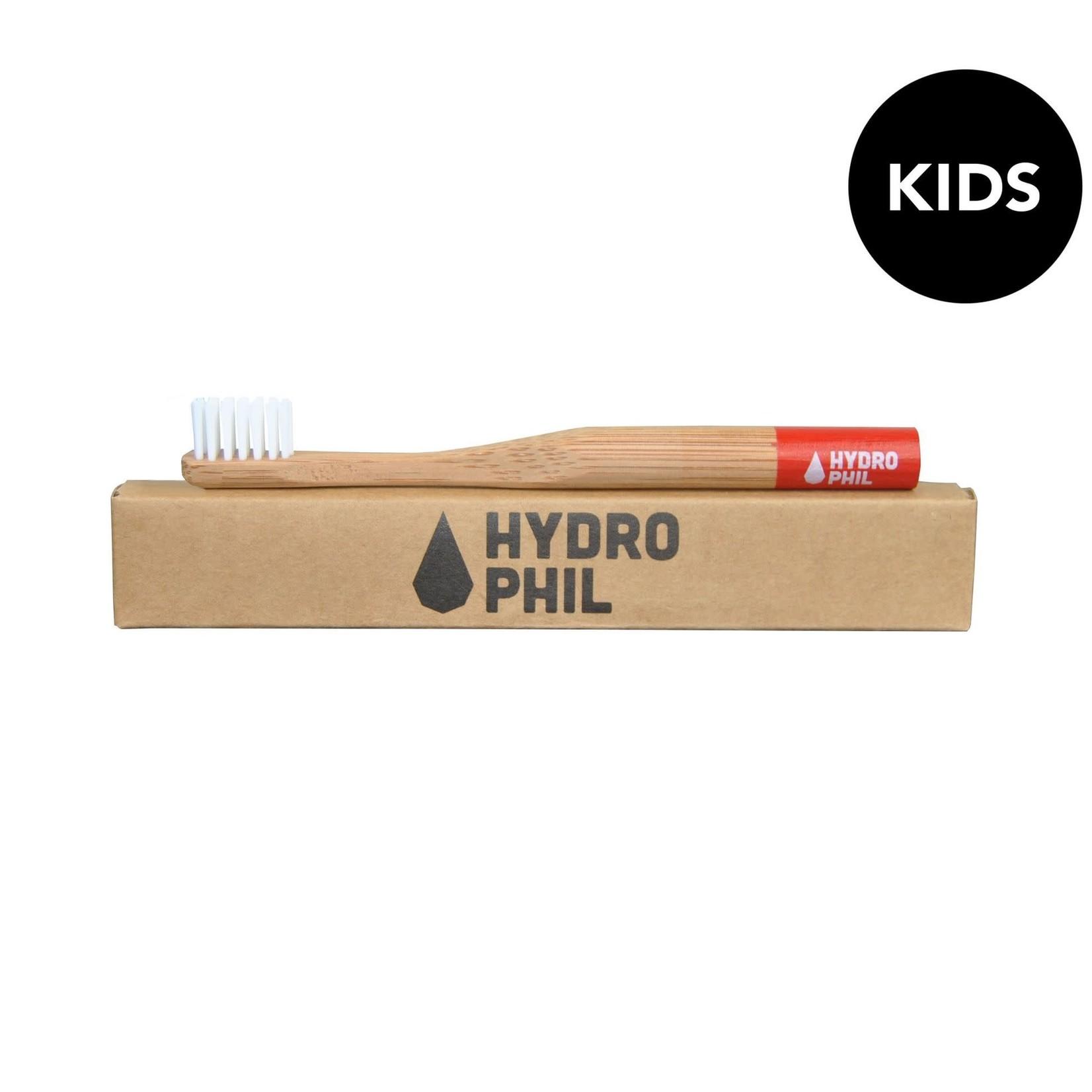 Hydrophil Tandenborstel voor kinderen (Rood)