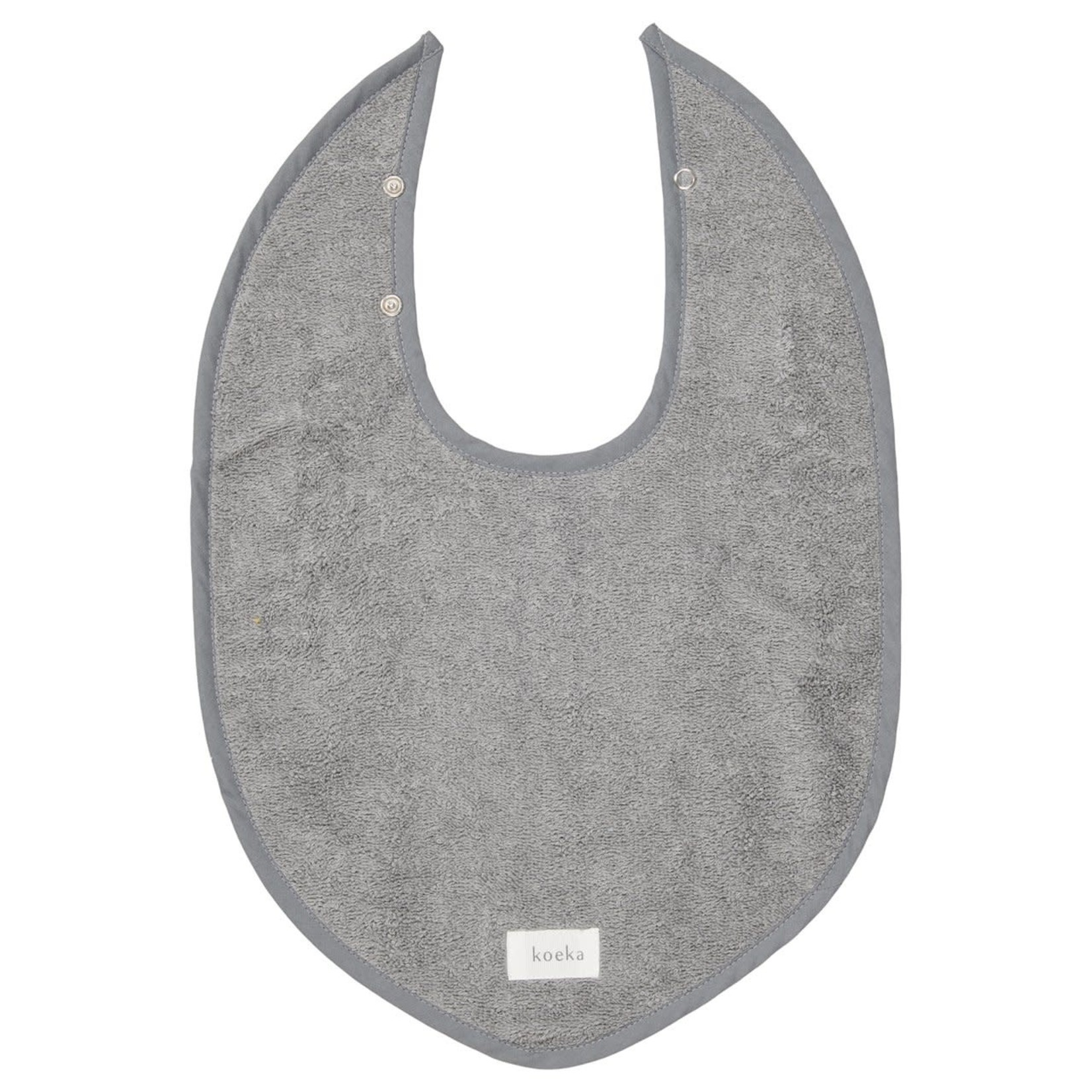 Koeka Slab Dijon Organic (Steel Grey)