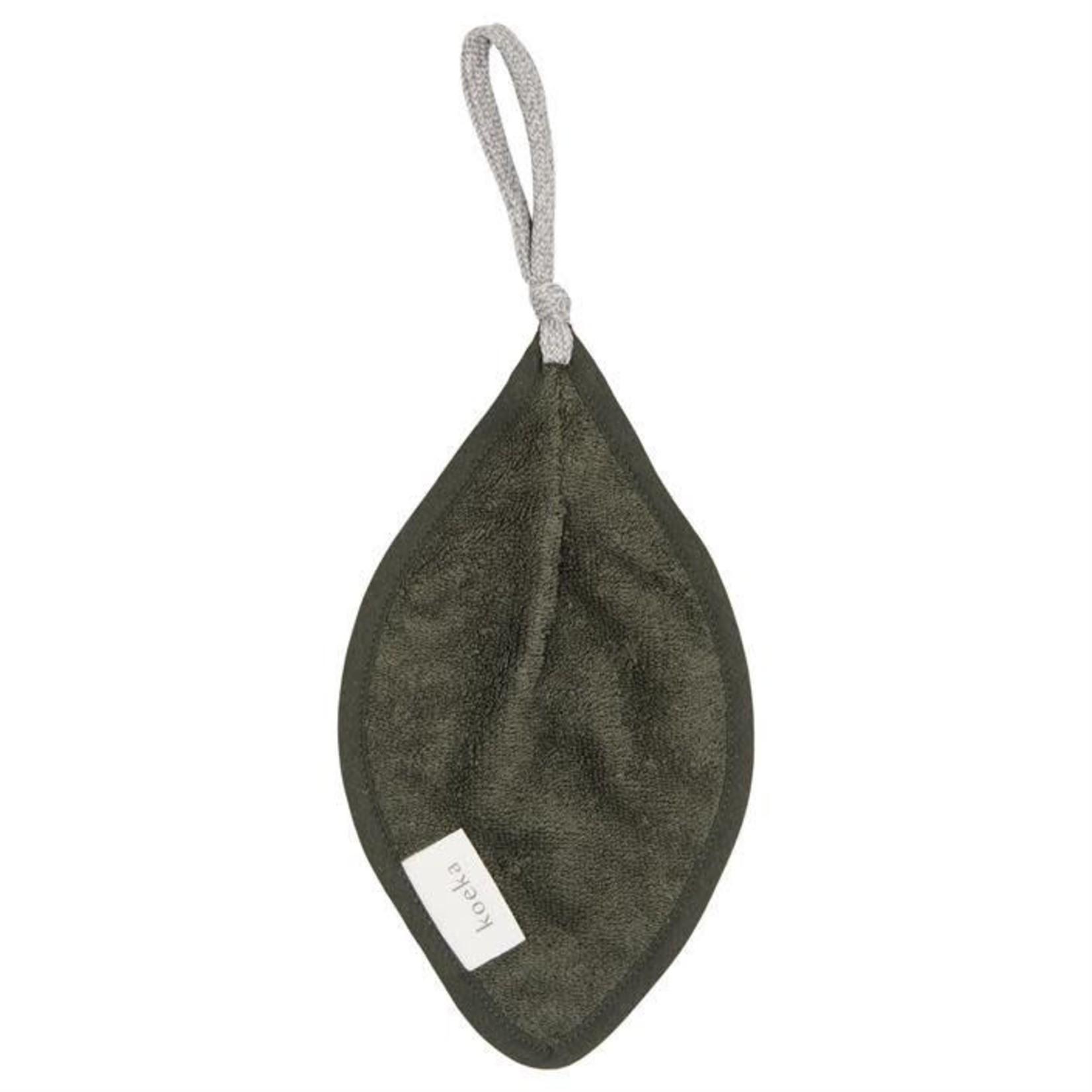Koeka Speendoekje drop Dijon Organic (Thyme)