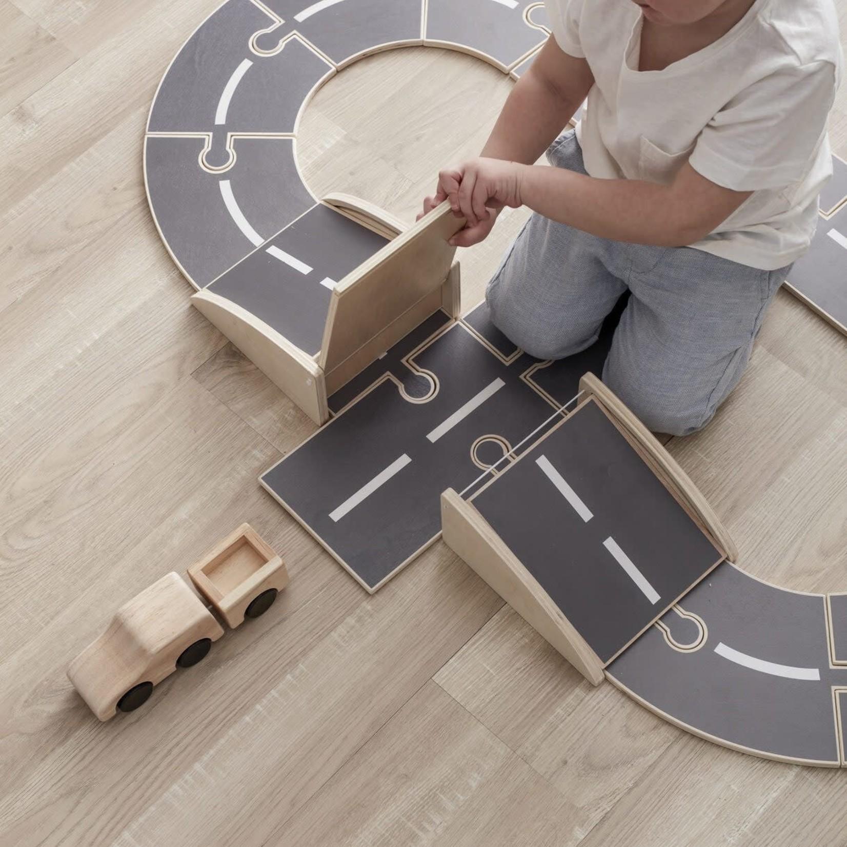 Kid's Concept Houten autobaan Aiden