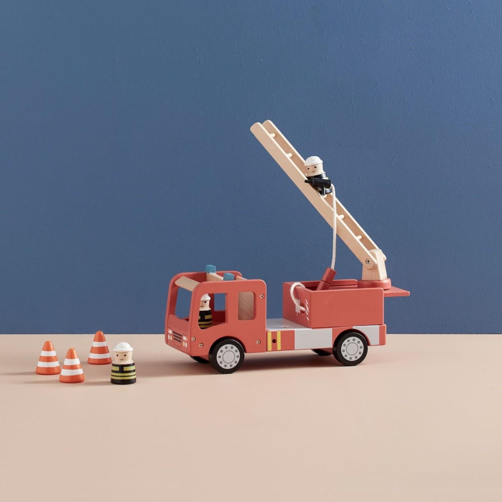 Kid's Concept Brandweerwagen Aiden