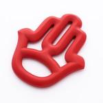 MiniKOiOi Bijtring toothee (Rood)