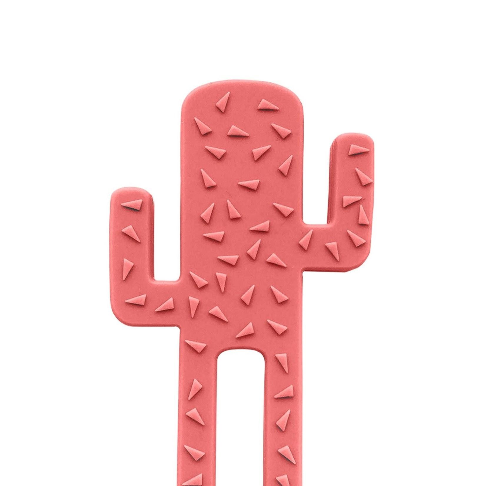 MiniKOiOi Bijtring cactus (Donker roze)