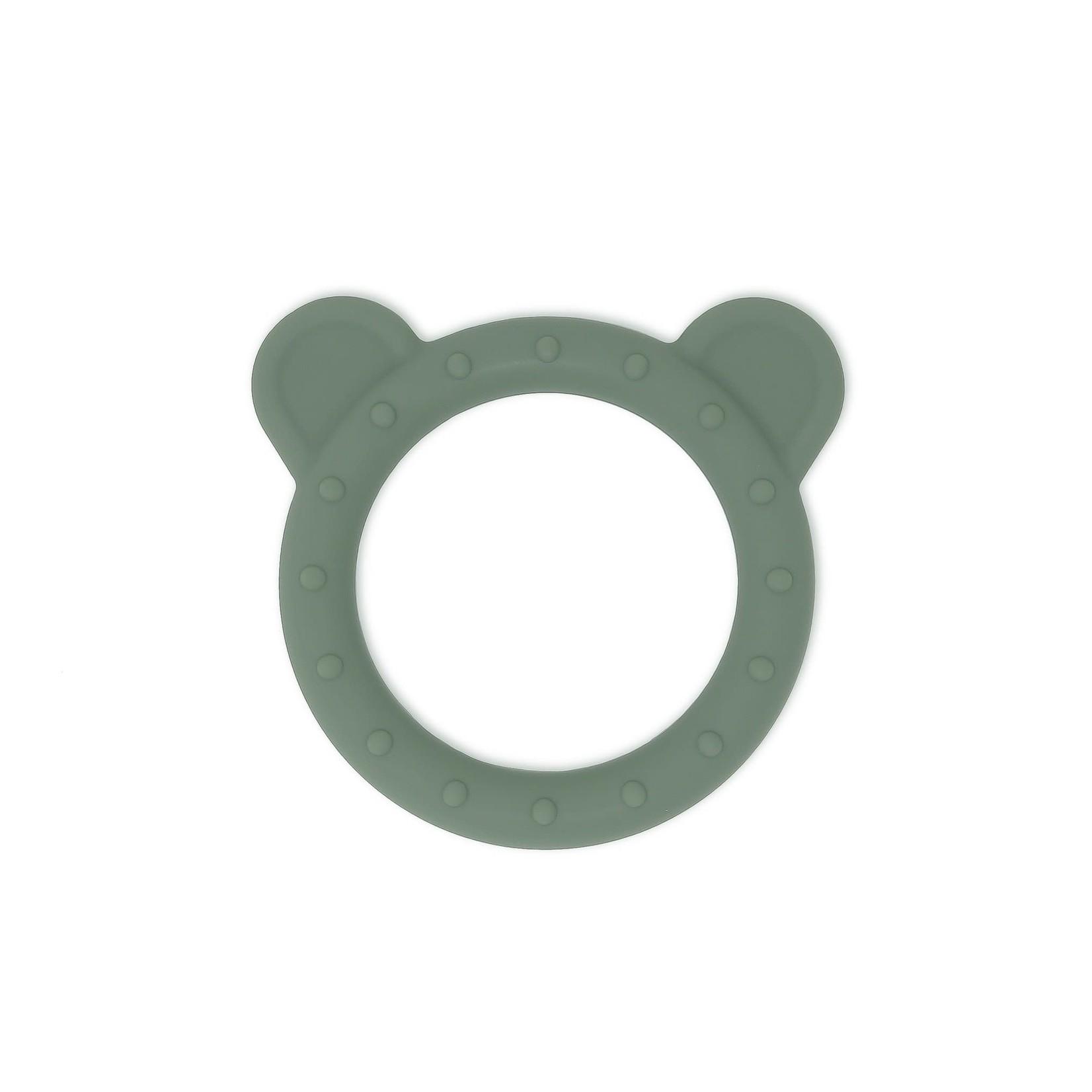 Mushie Bijtring Bear (Dried Thyme)