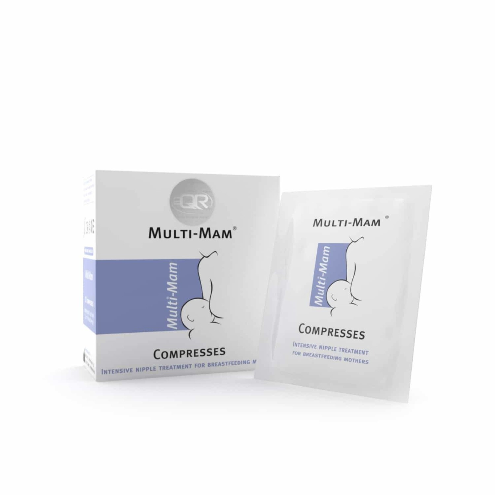 Multi-Mam Kompressen (12 stuks)