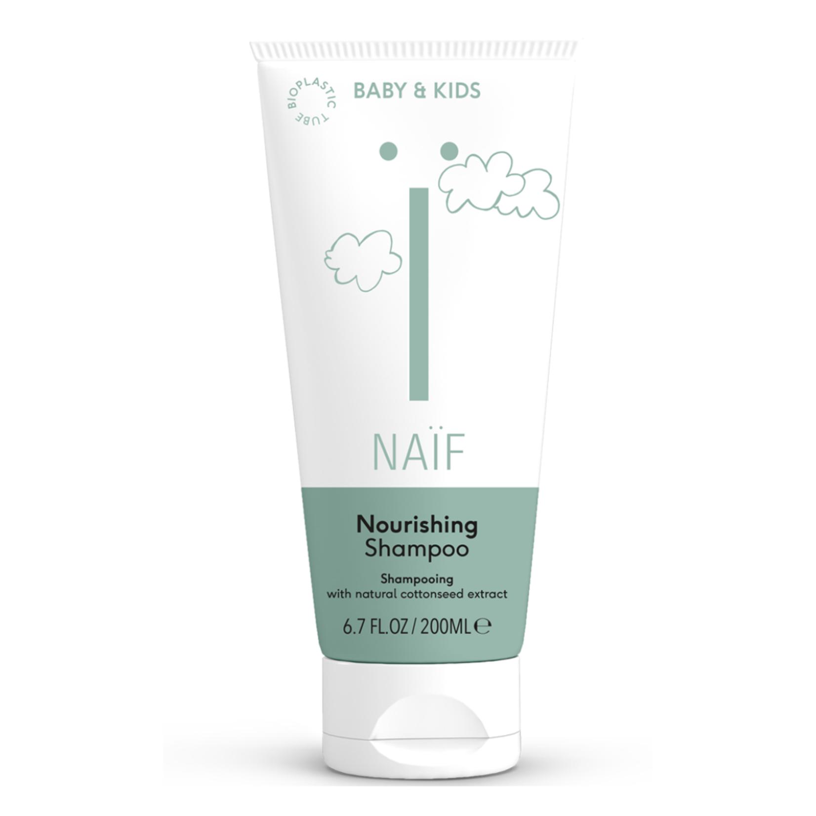 Naïf Voedende shampoo baby & kids (200ml)
