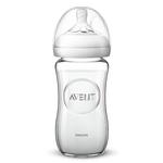 Philips Avent Natural 2.0 glazen fles (240ml)