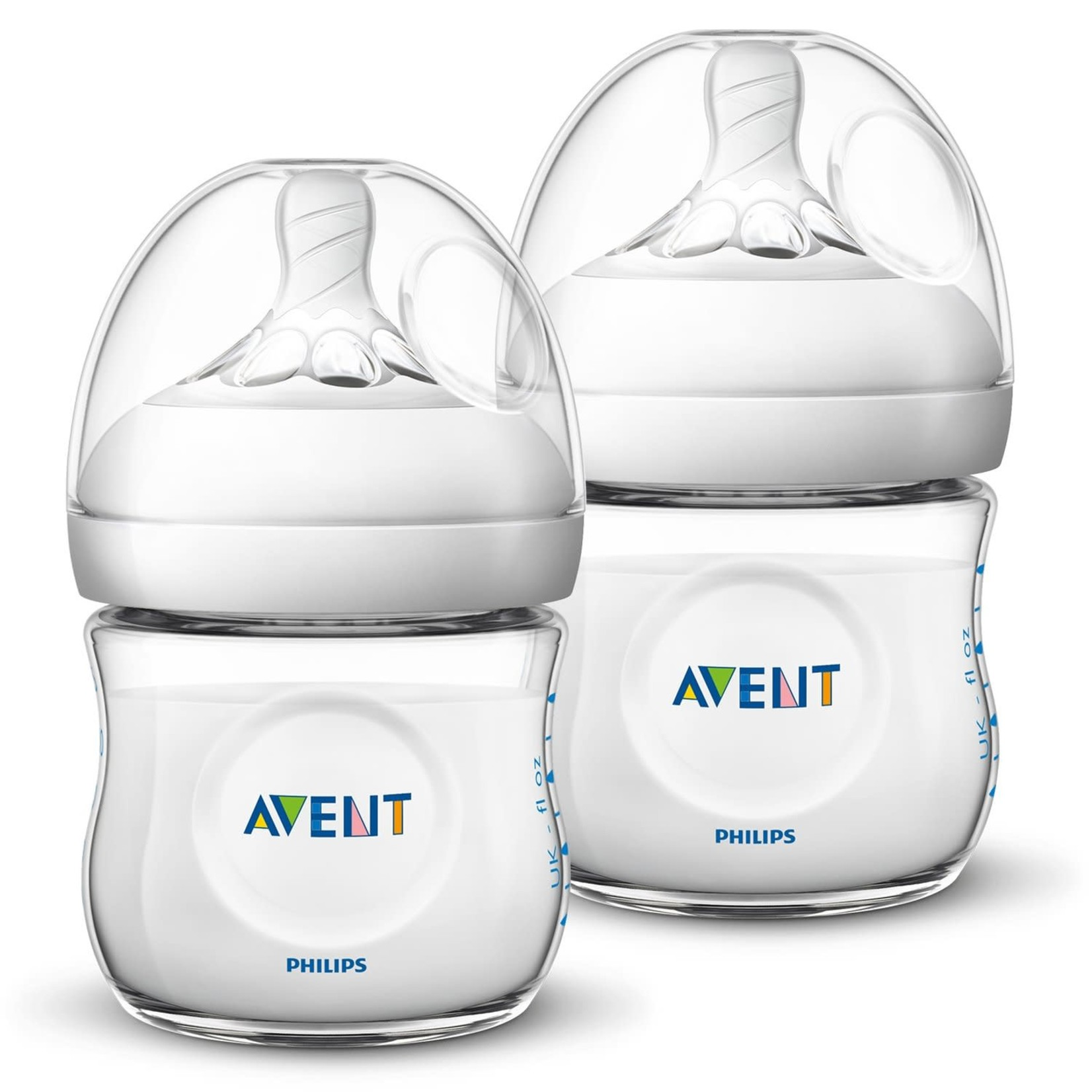 Philips Avent Natural 2.0 fles duo (125ml)