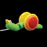PlanToys Trekfiguur Slak