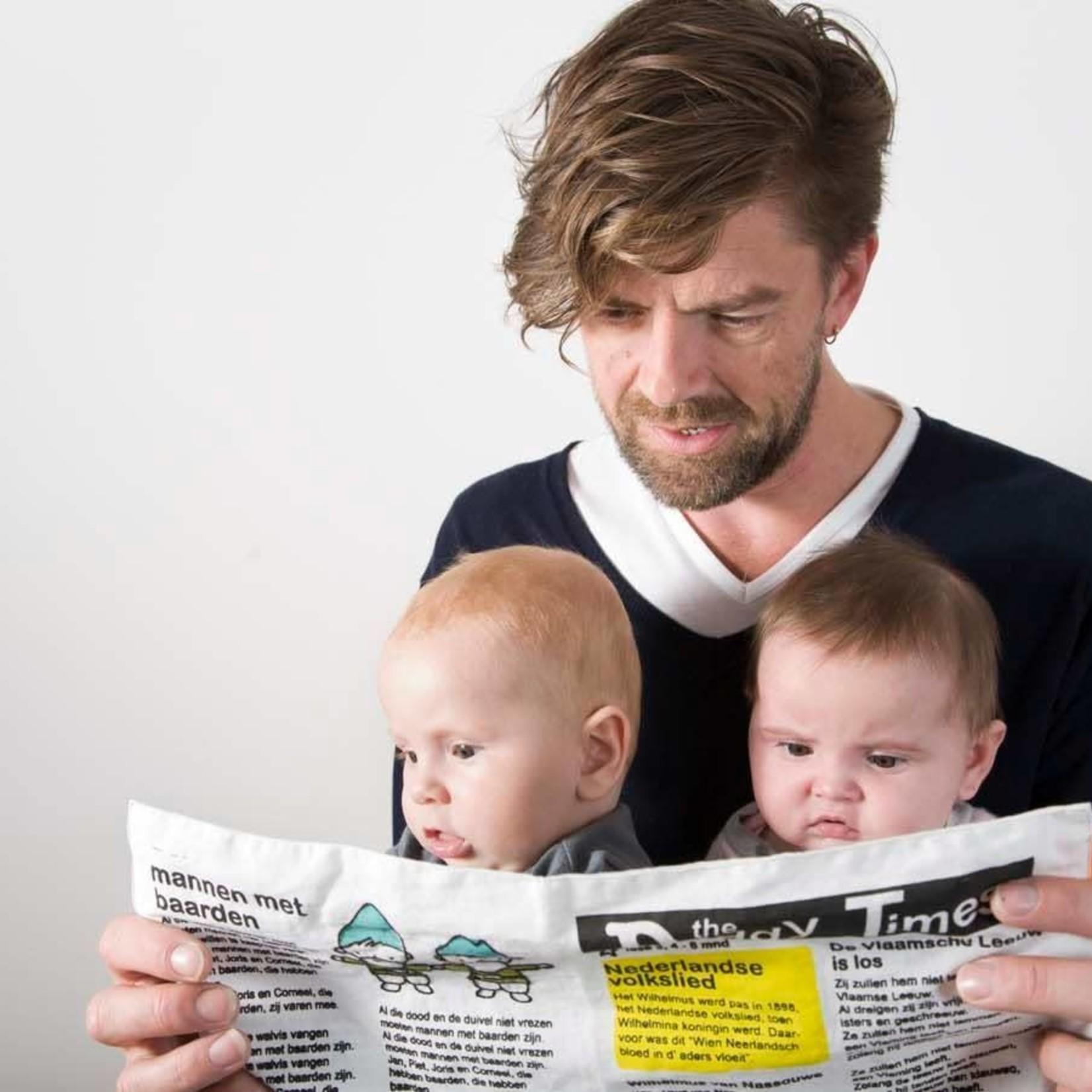 "Qukel Knisperkrant ""The Daddy Times"""