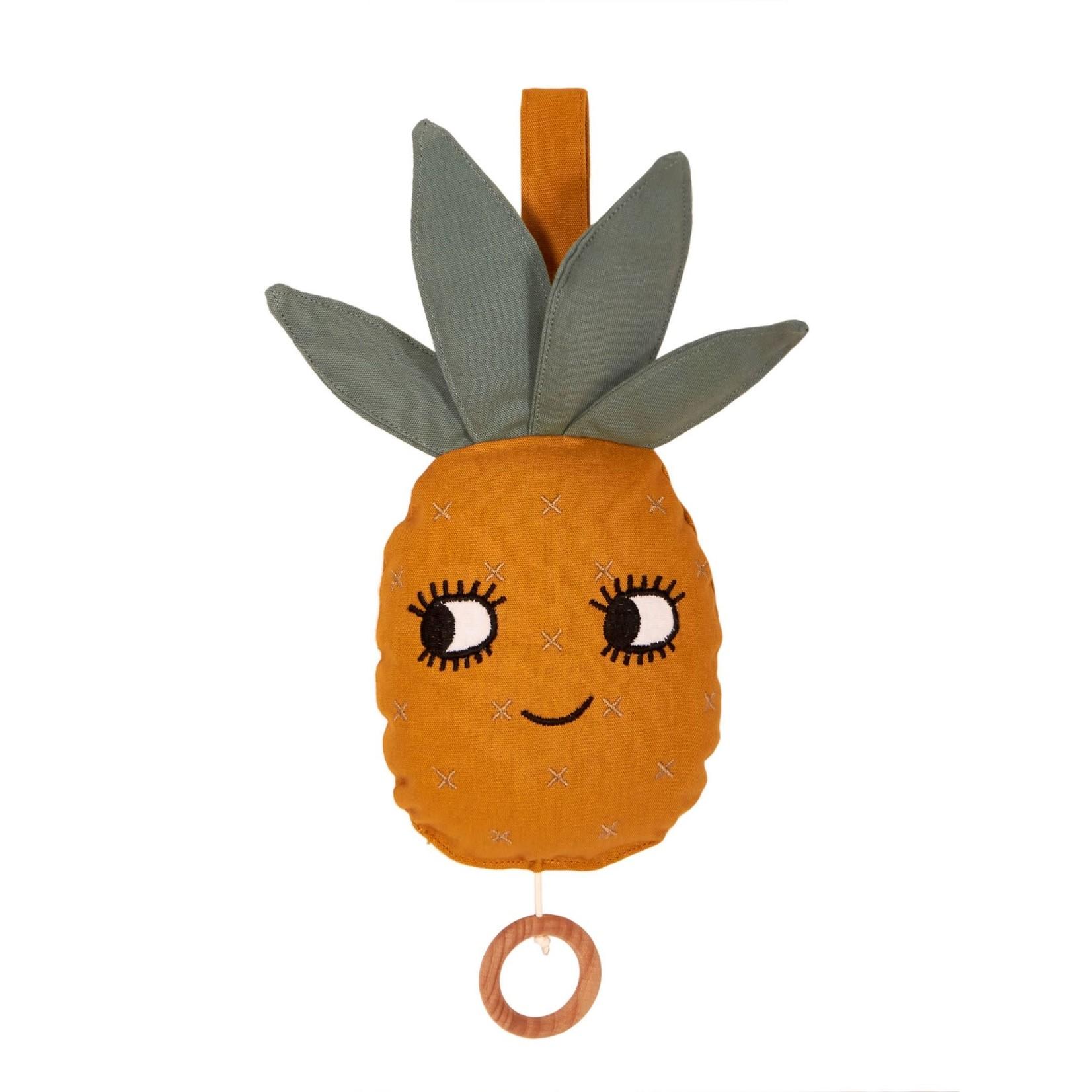 Roommate Muziekmobiel (Ananas)