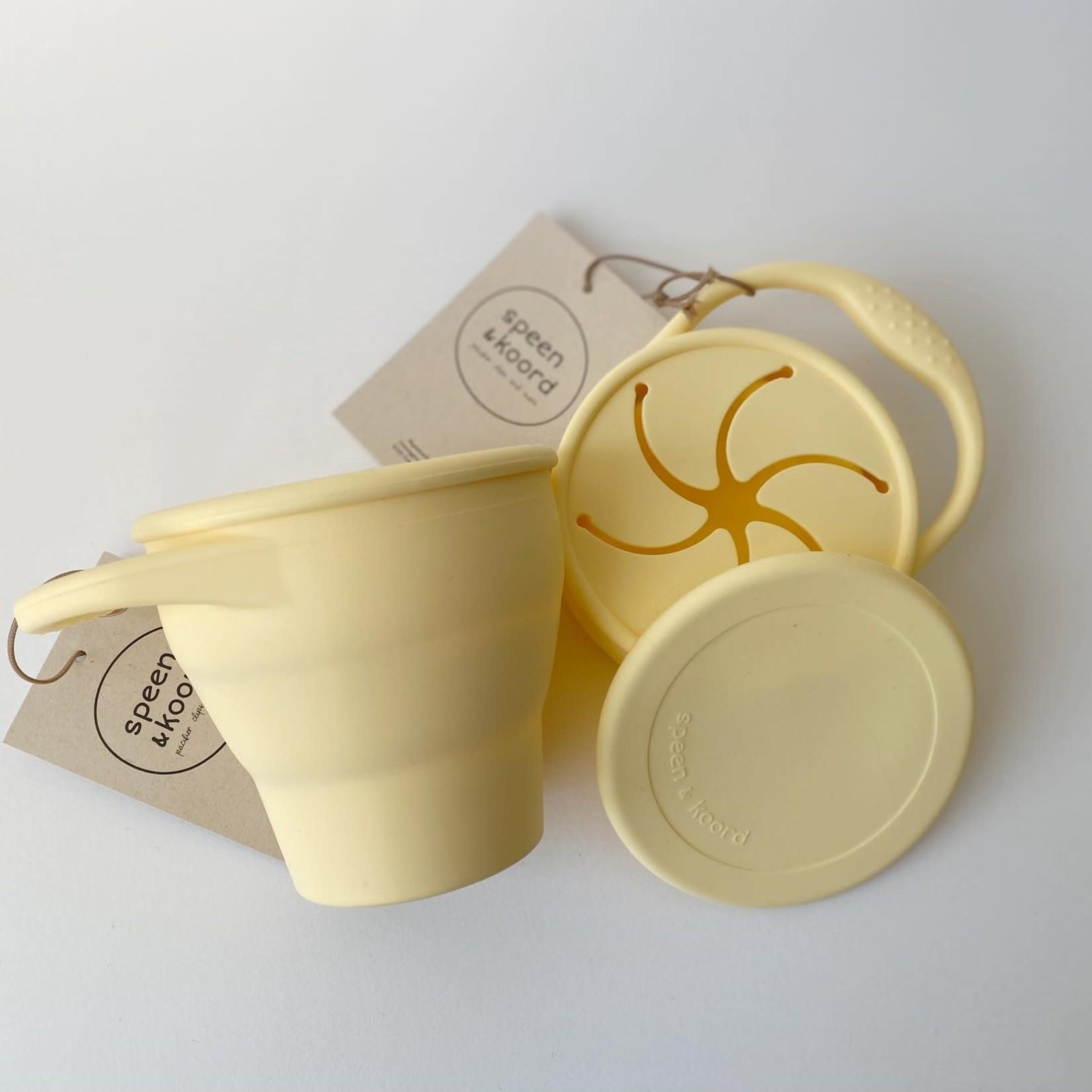 Speen & Koord Snack Cup (Oasis)