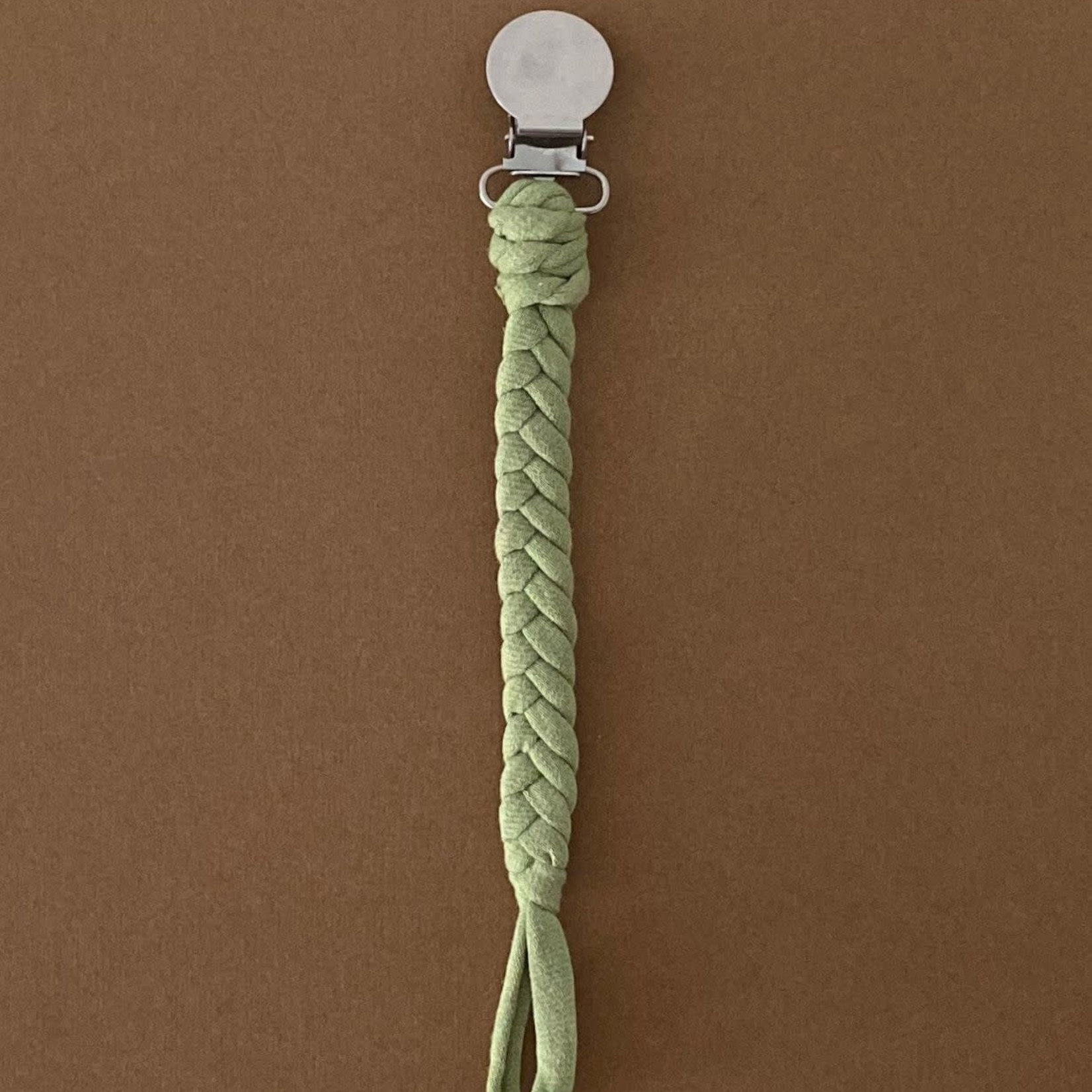 Speen & Koord Speenkoord Uni Cotton (Olive)