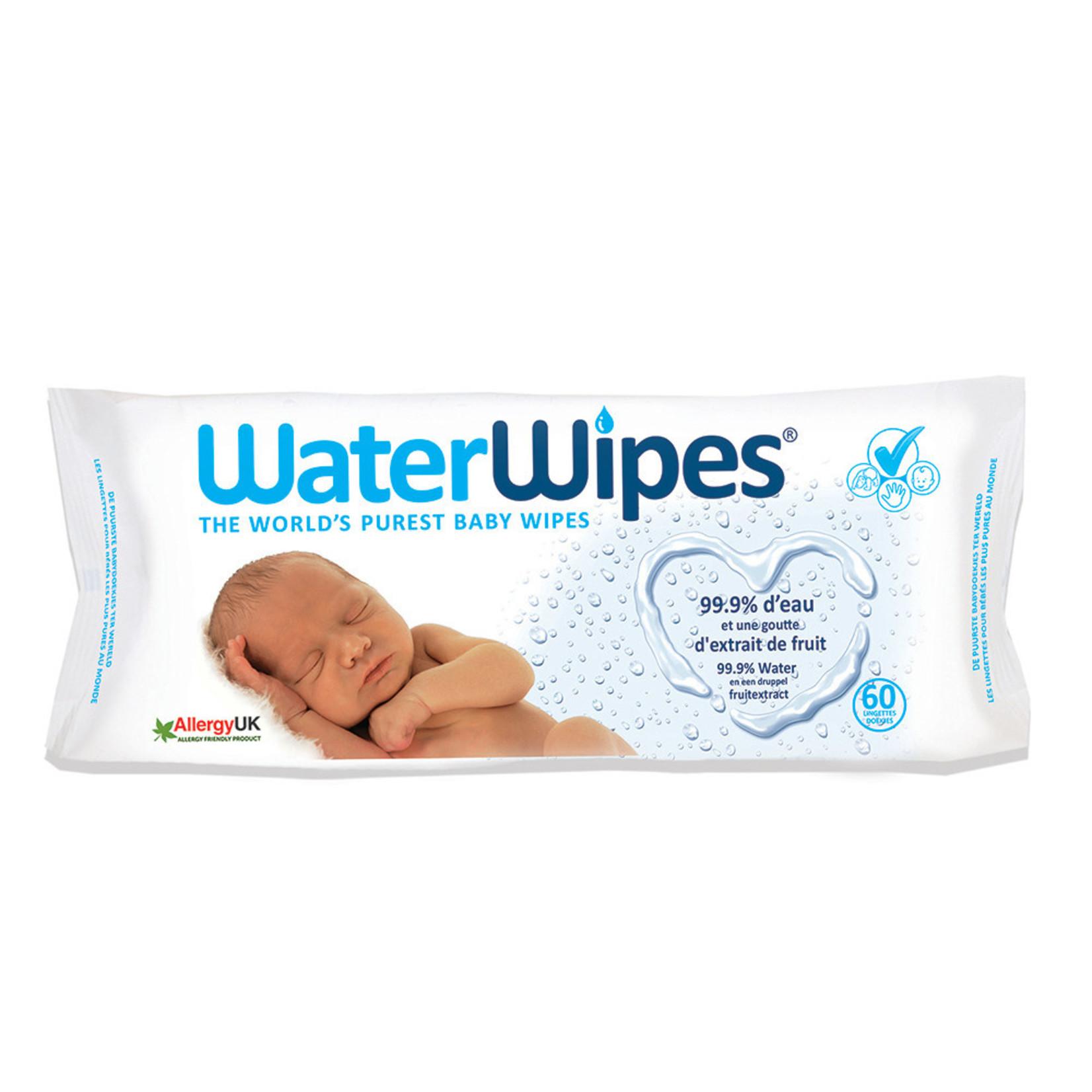 WaterWipes Natte doekjes 60 stuks