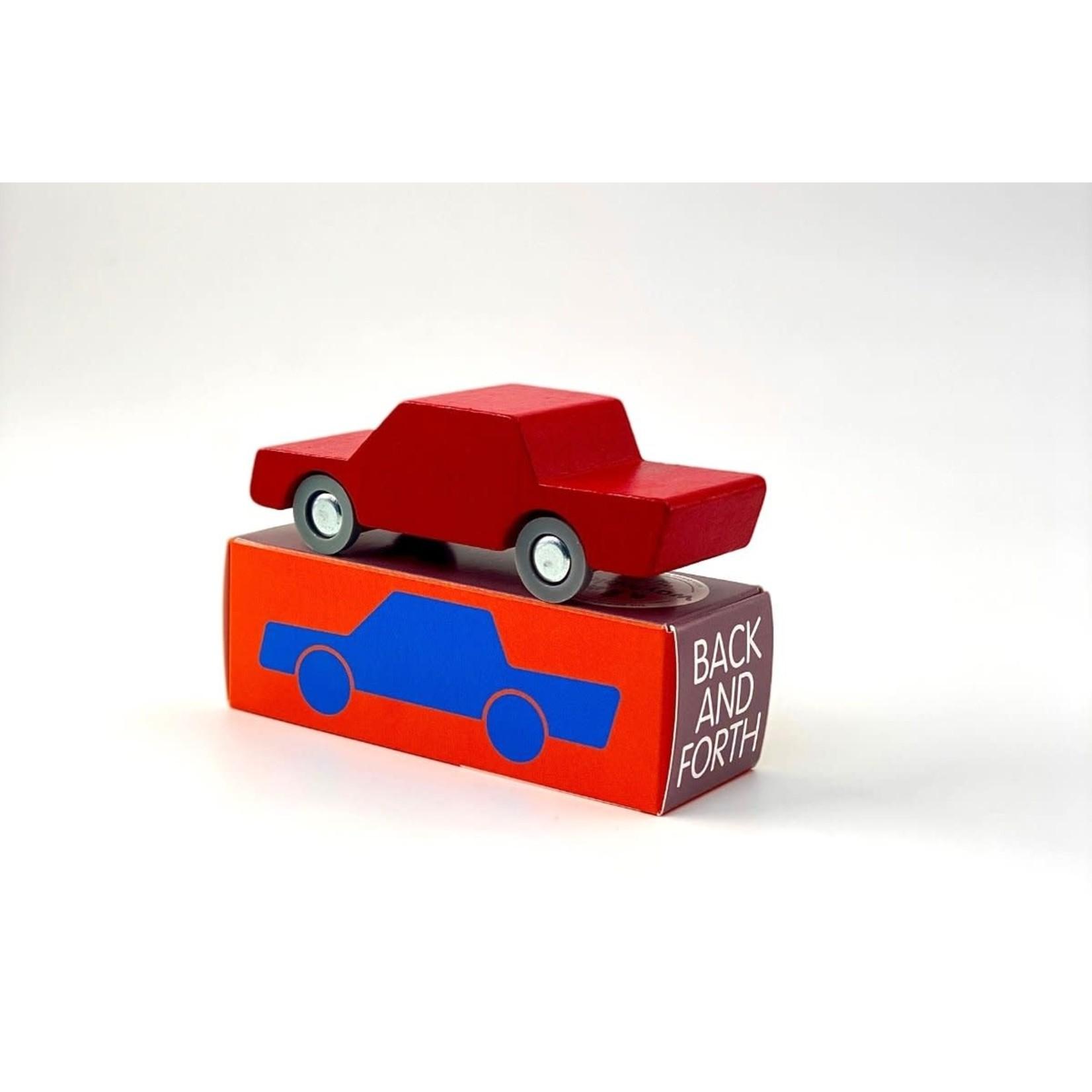 waytoplay Heen & Weer auto (Rood)