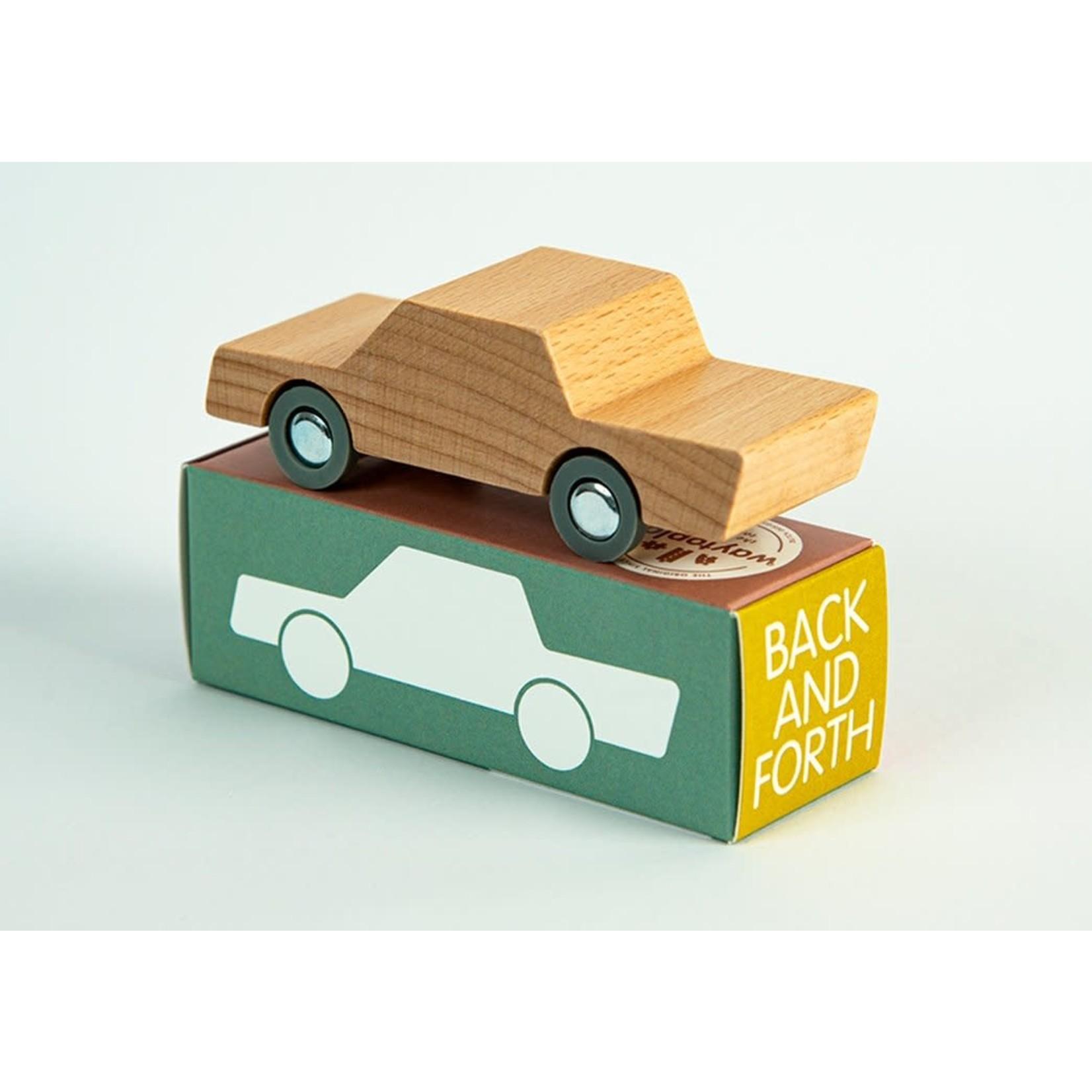 waytoplay Heen & Weer auto (Woody)