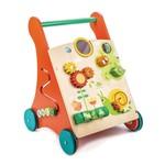 Tender Leaf Toys Activiteiten loopwagen