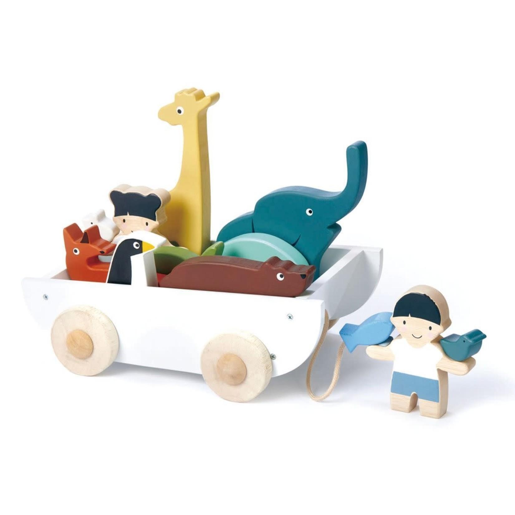 Tender Leaf Toys De Vriendschapsboot