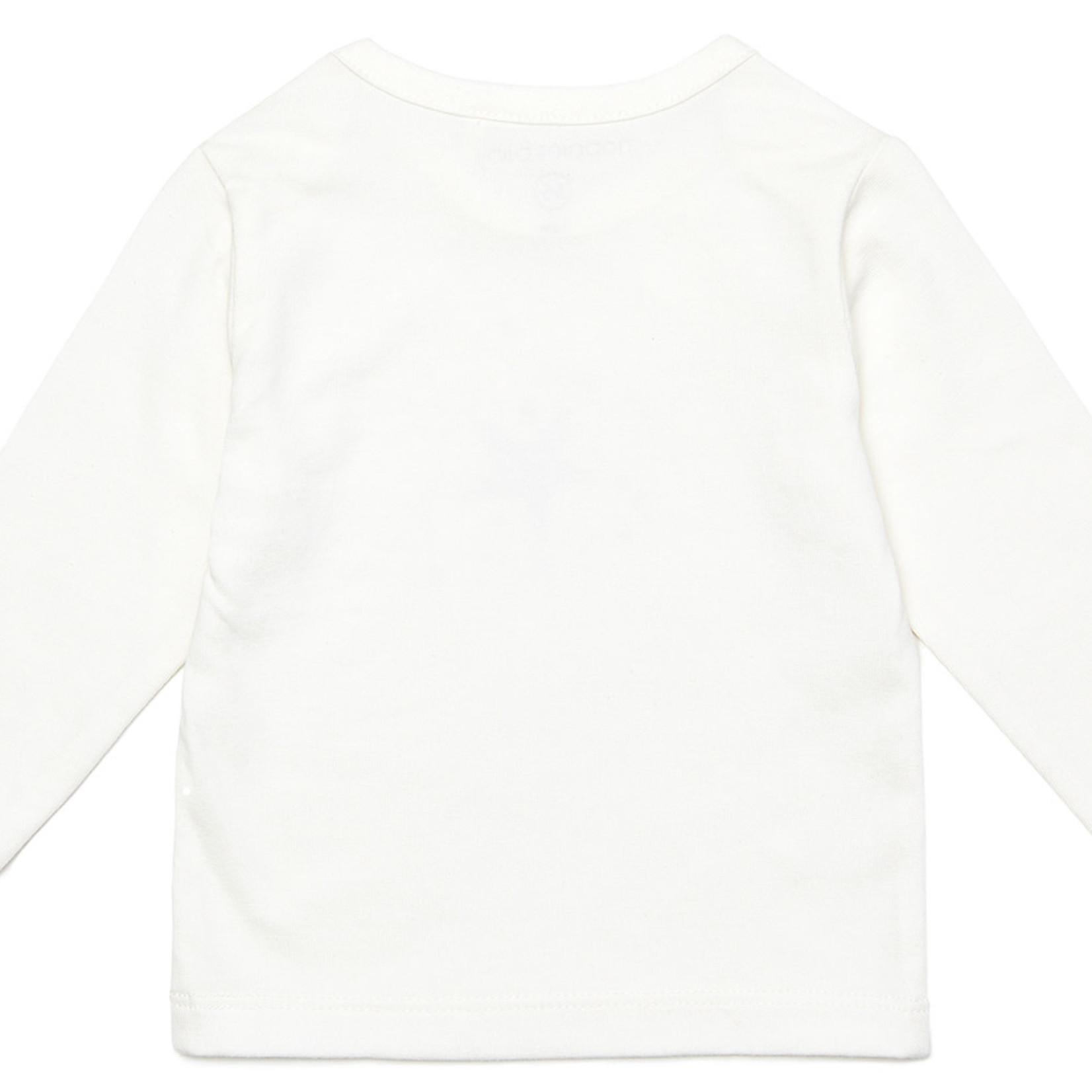 Noppies T-shirt lange mouw Lux (Snow White)