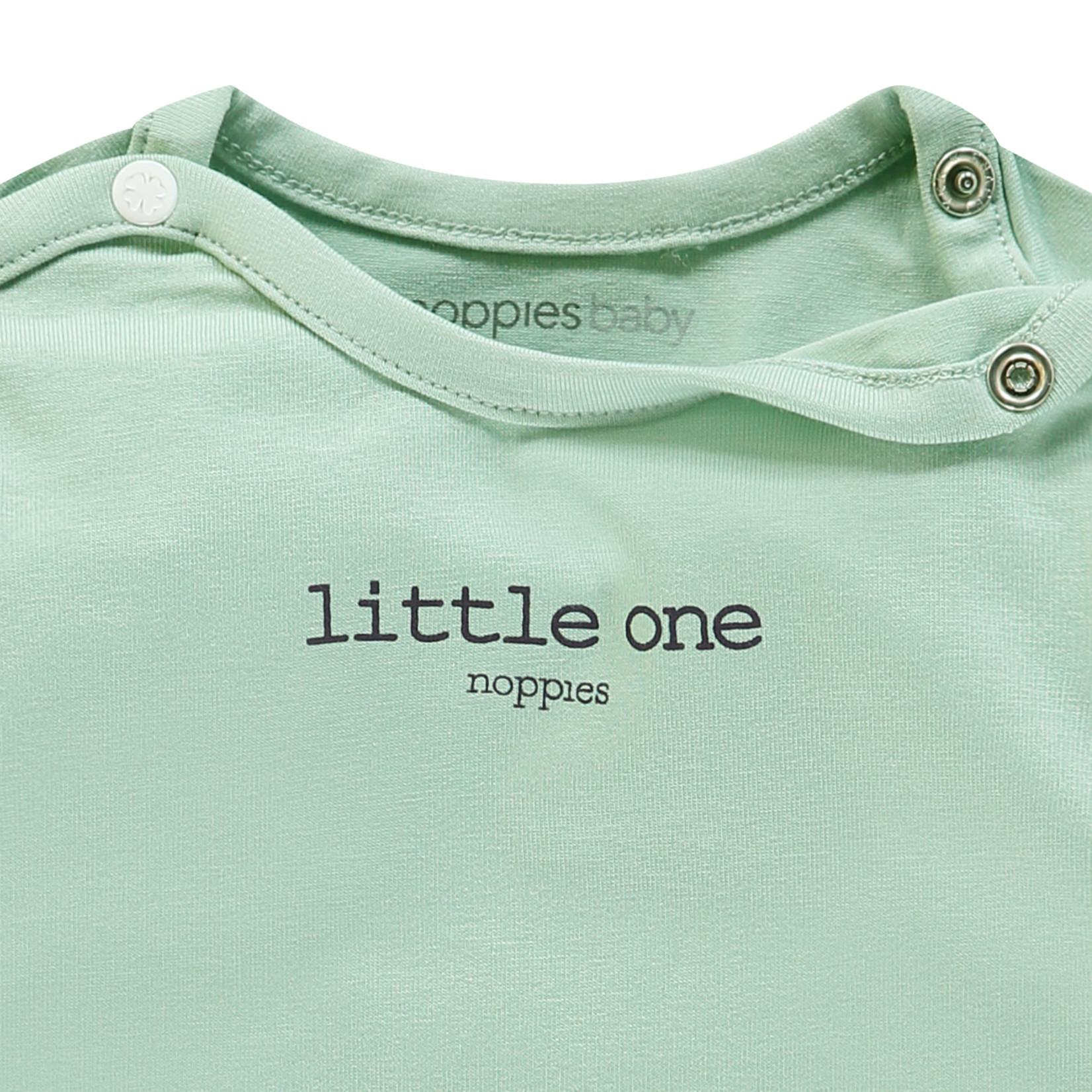 Noppies T-shirt lange mouw Hester (Grey Mint)