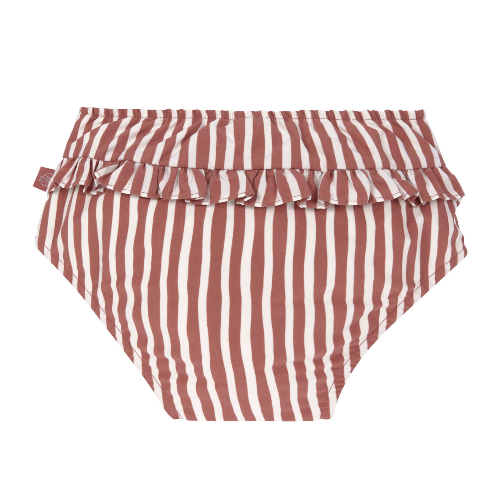 Lässig Zwemluier (Gestreept rood)