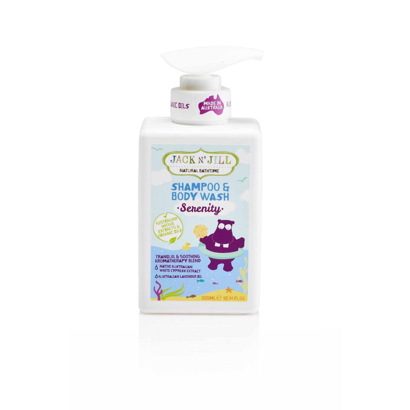Jack N' Jill Shampoo & Body wash Serenity (300ml)