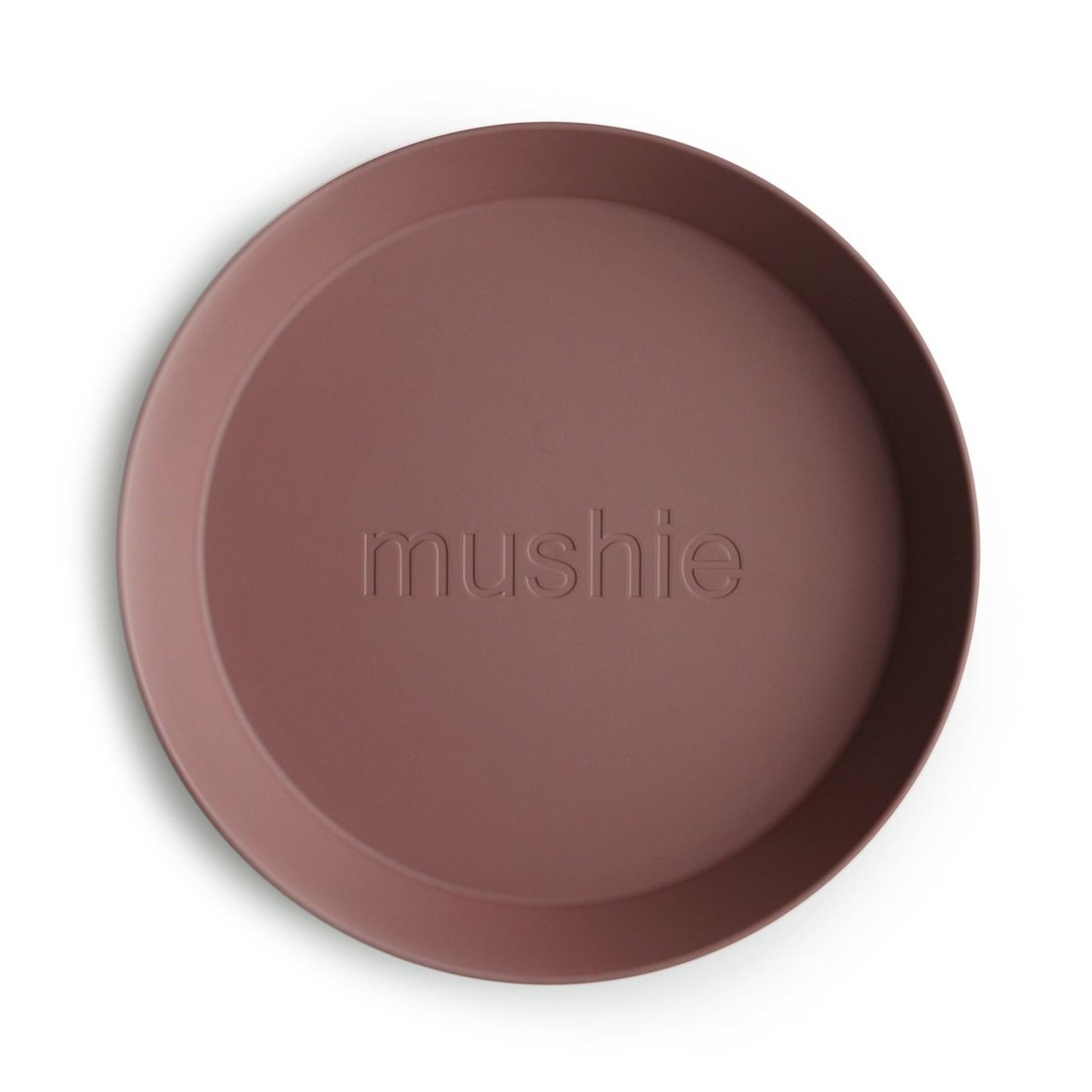 Mushie Borden 2 stuks (Woodchuck)