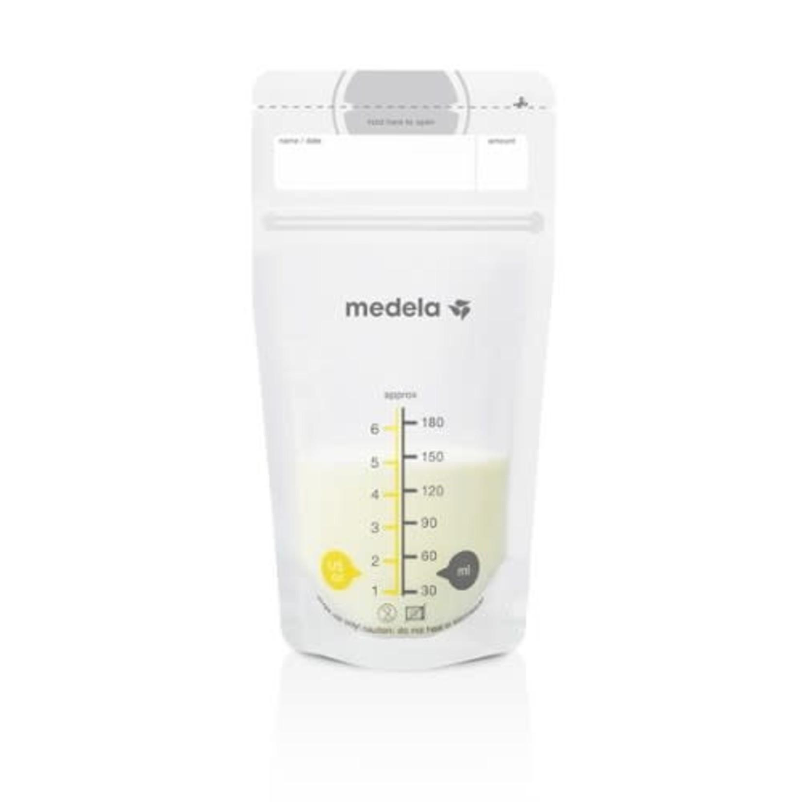 Medela Moedermelkbewaarzakjes 180ml (25 zakjes)