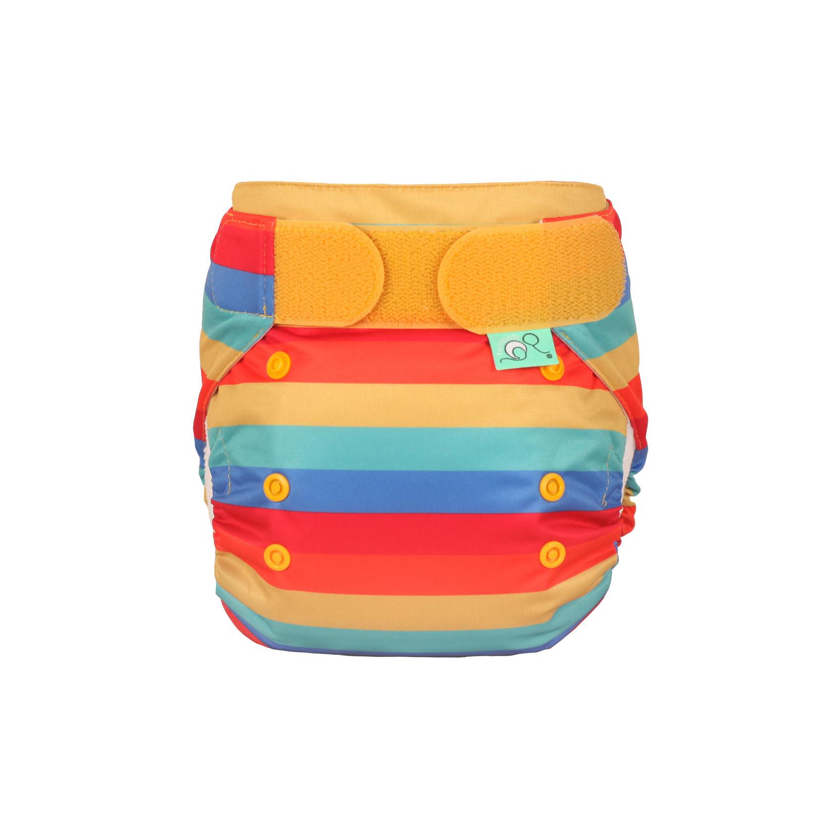 Totsbots Easyfit Star (Rainbow Stripe)