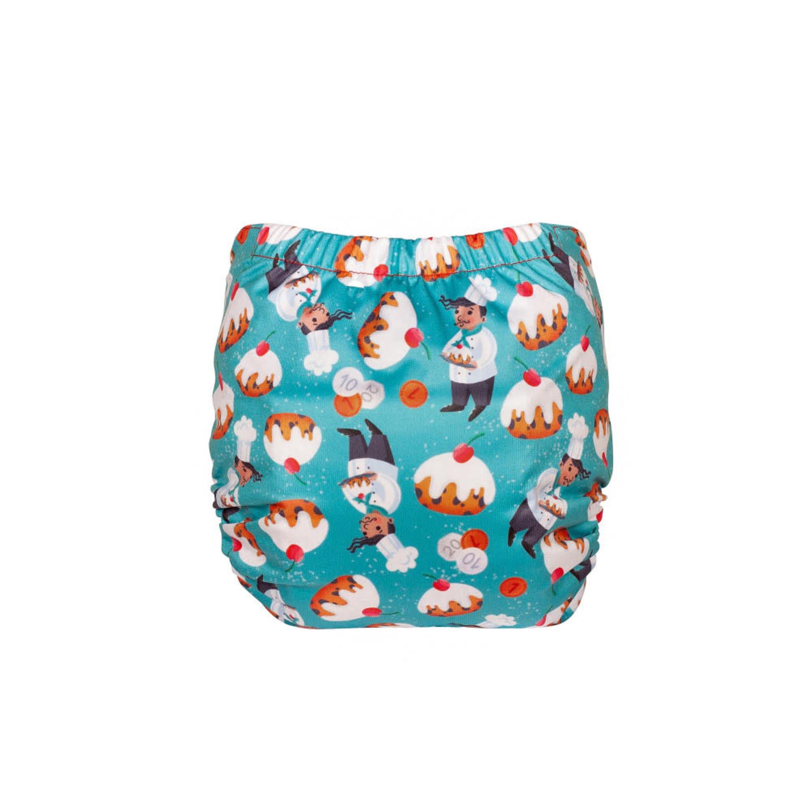 Totsbots Bamboozle Wrap (Five Currant Buns)