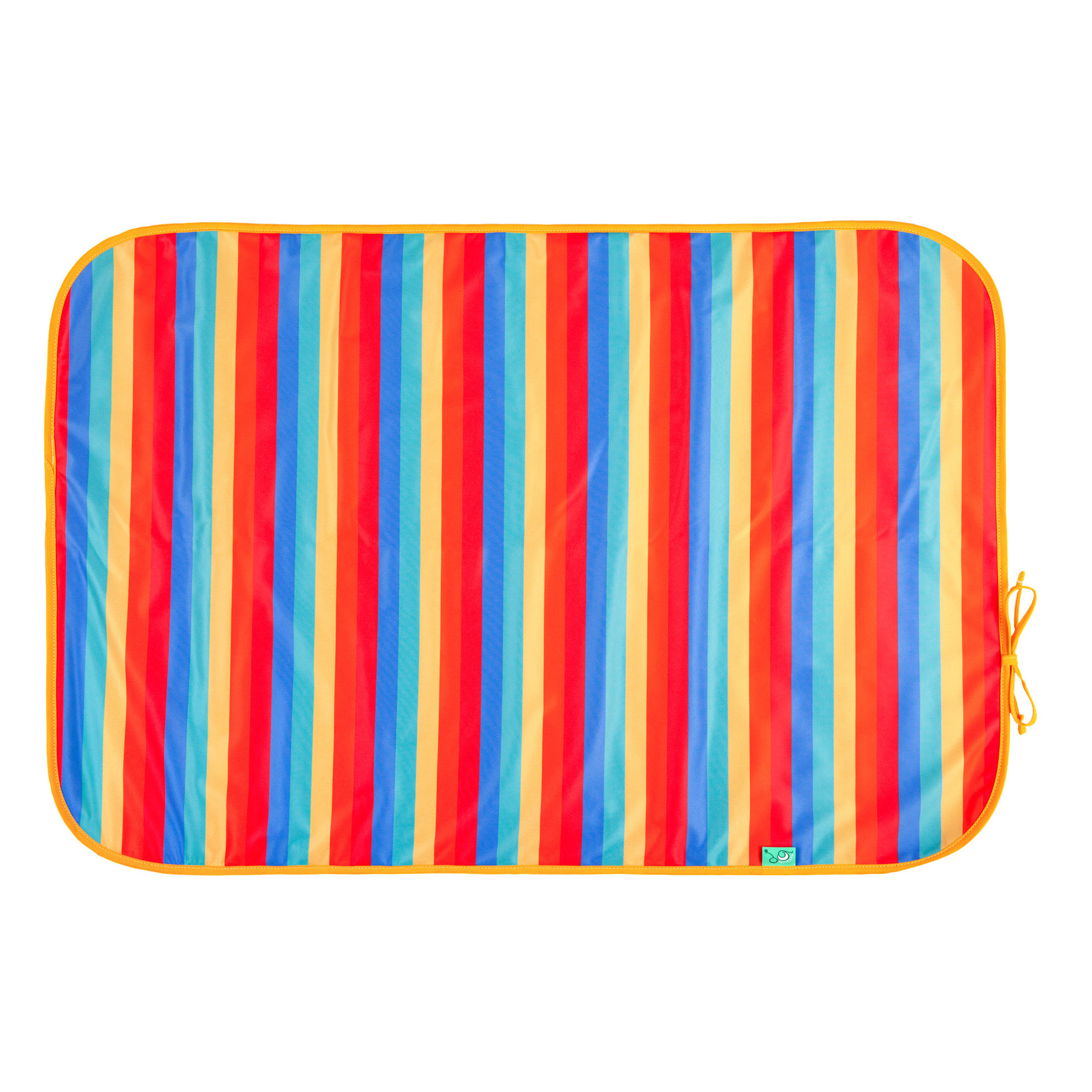 Totsbots Happy mat (Rainbow Stripe)