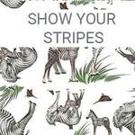 LittleLamb Wetbag XL (Show Your Stripes)