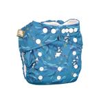LittleLamb One Size Pocketluier (Into The Blue)