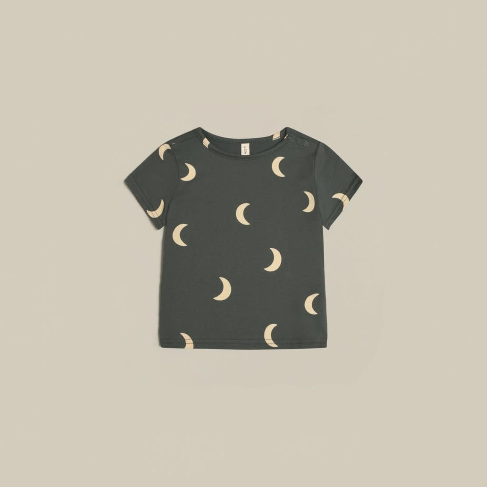 Organic Zoo T-Shirt - Shadow Midnight