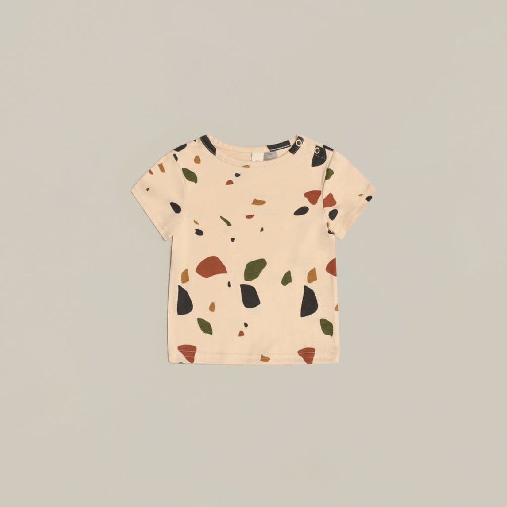 Organic Zoo T-Shirt - Terrazzo