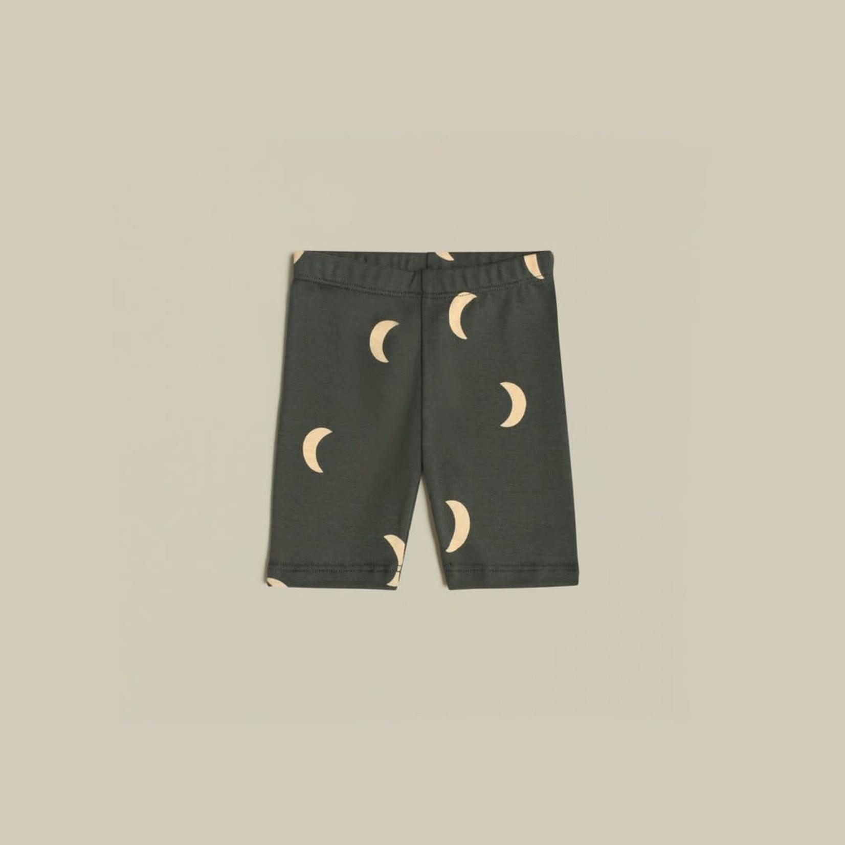 Organic Zoo Bike Shorts - Shadow Midnight