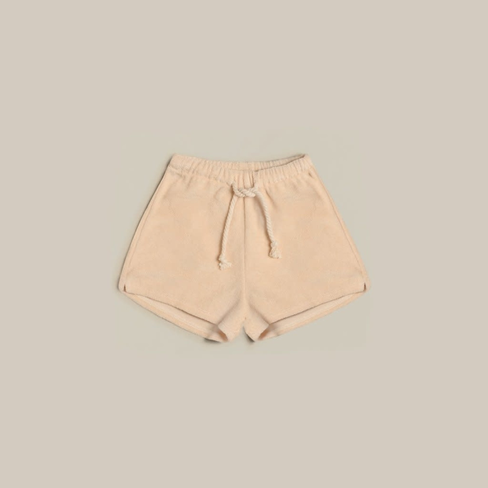 Organic Zoo Rope Shorts - Pebble