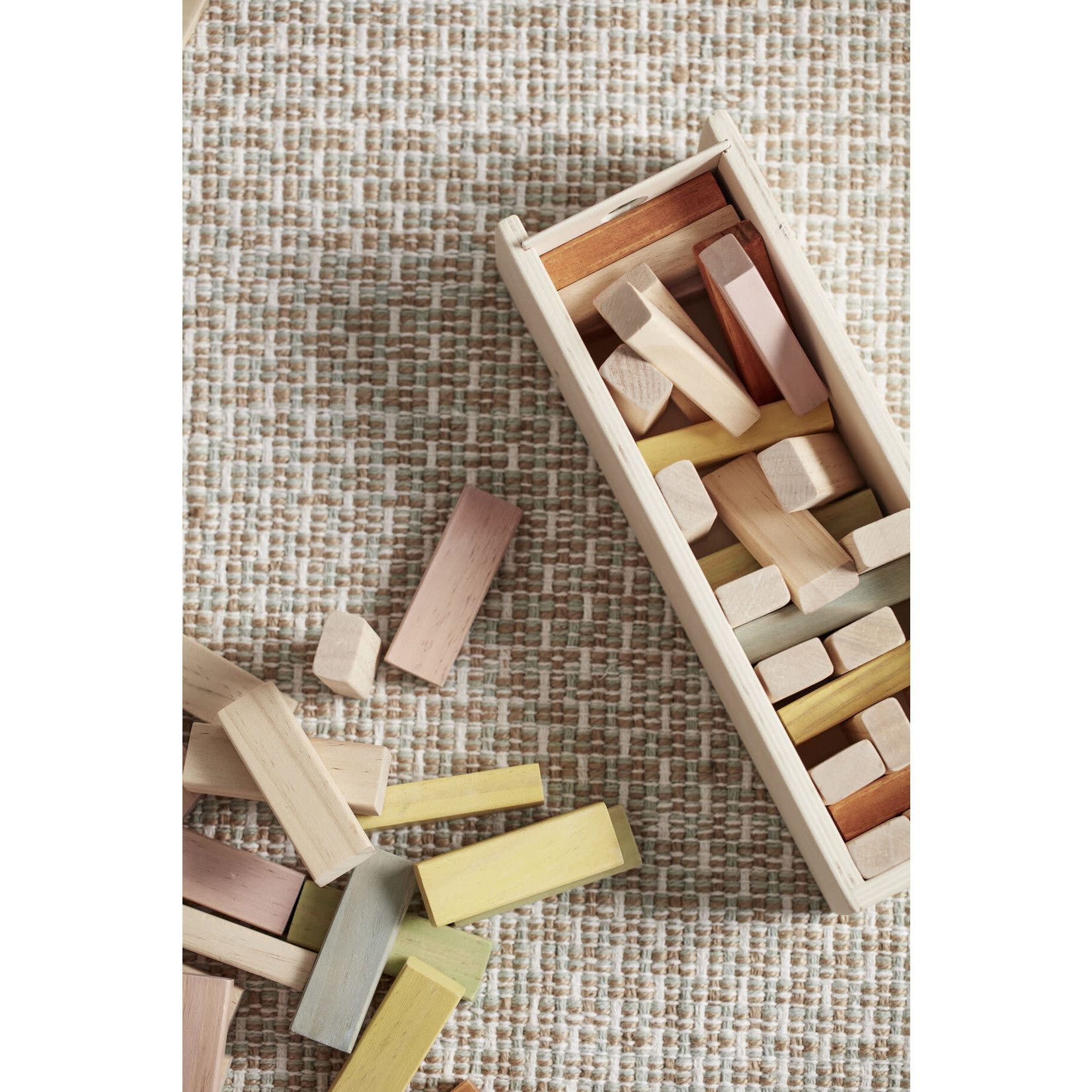 Kid's Concept Houten blokjes in doos