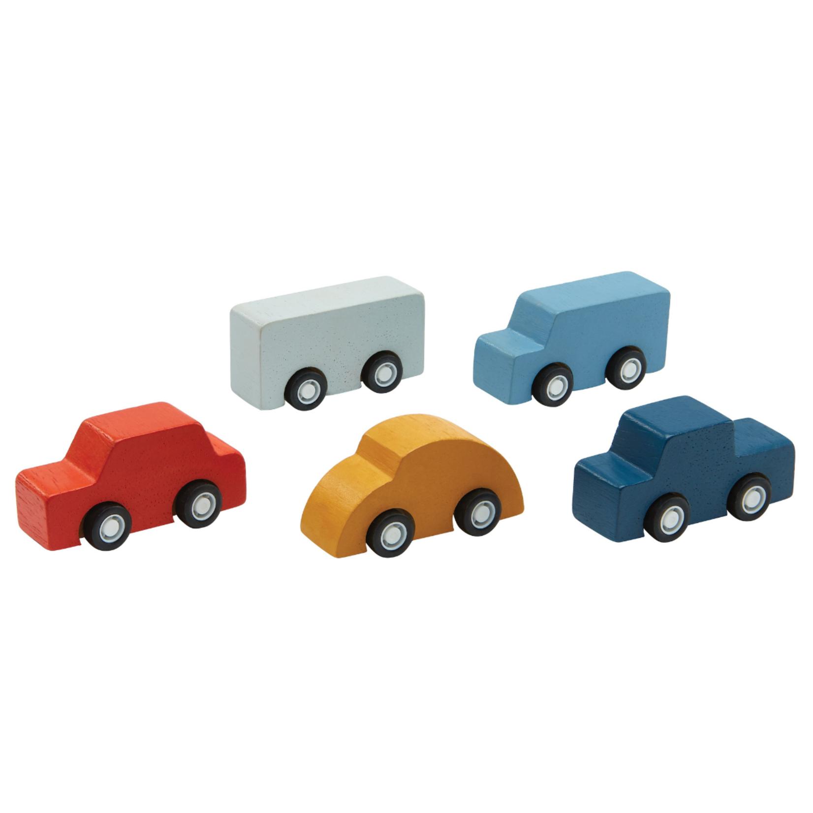 PlanToys Mini auto's set
