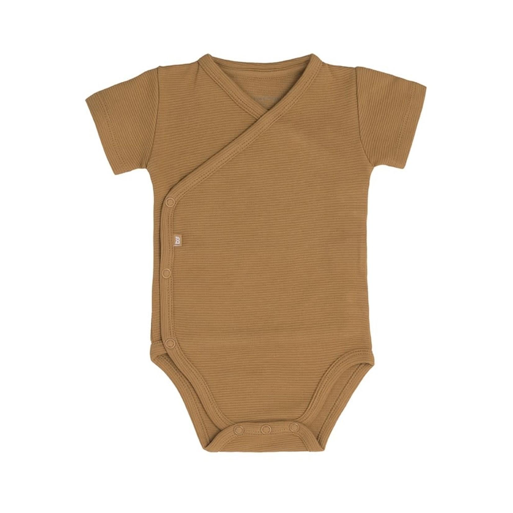 Baby's Only Romper korte mouw Pure (Caramel)