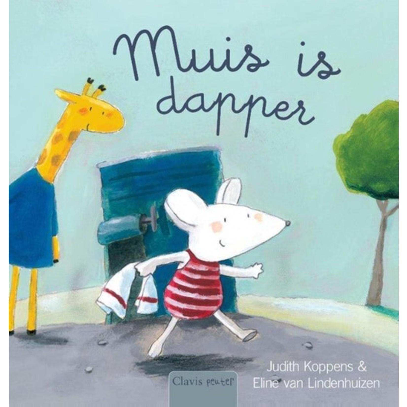 Clavis Muis is dapper