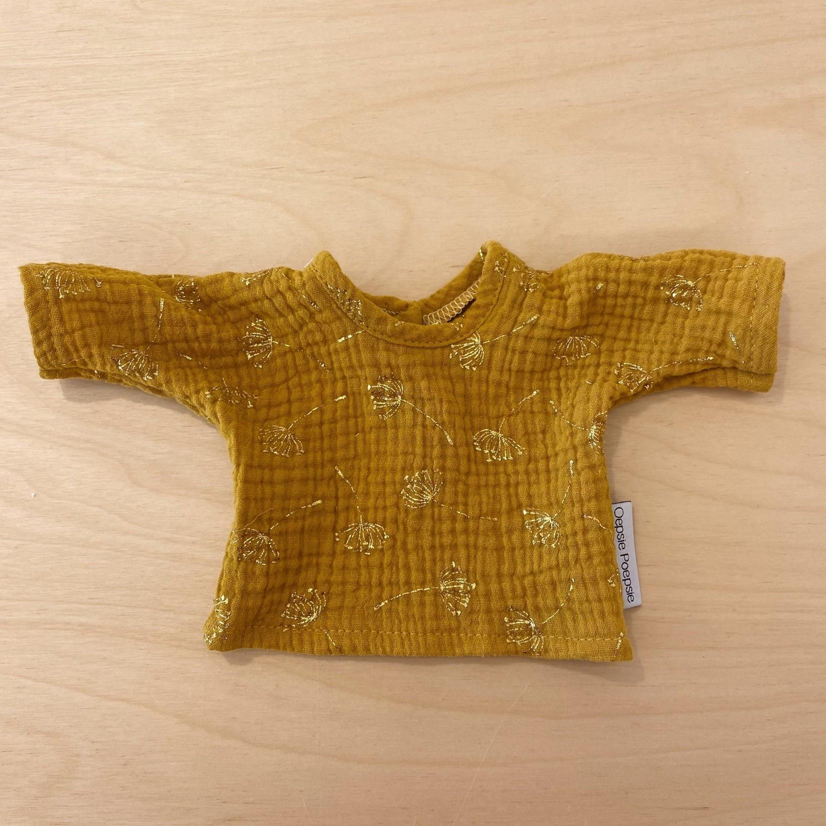 Oepsie Poepsie Poppentruitje (Geel-goud tetra)