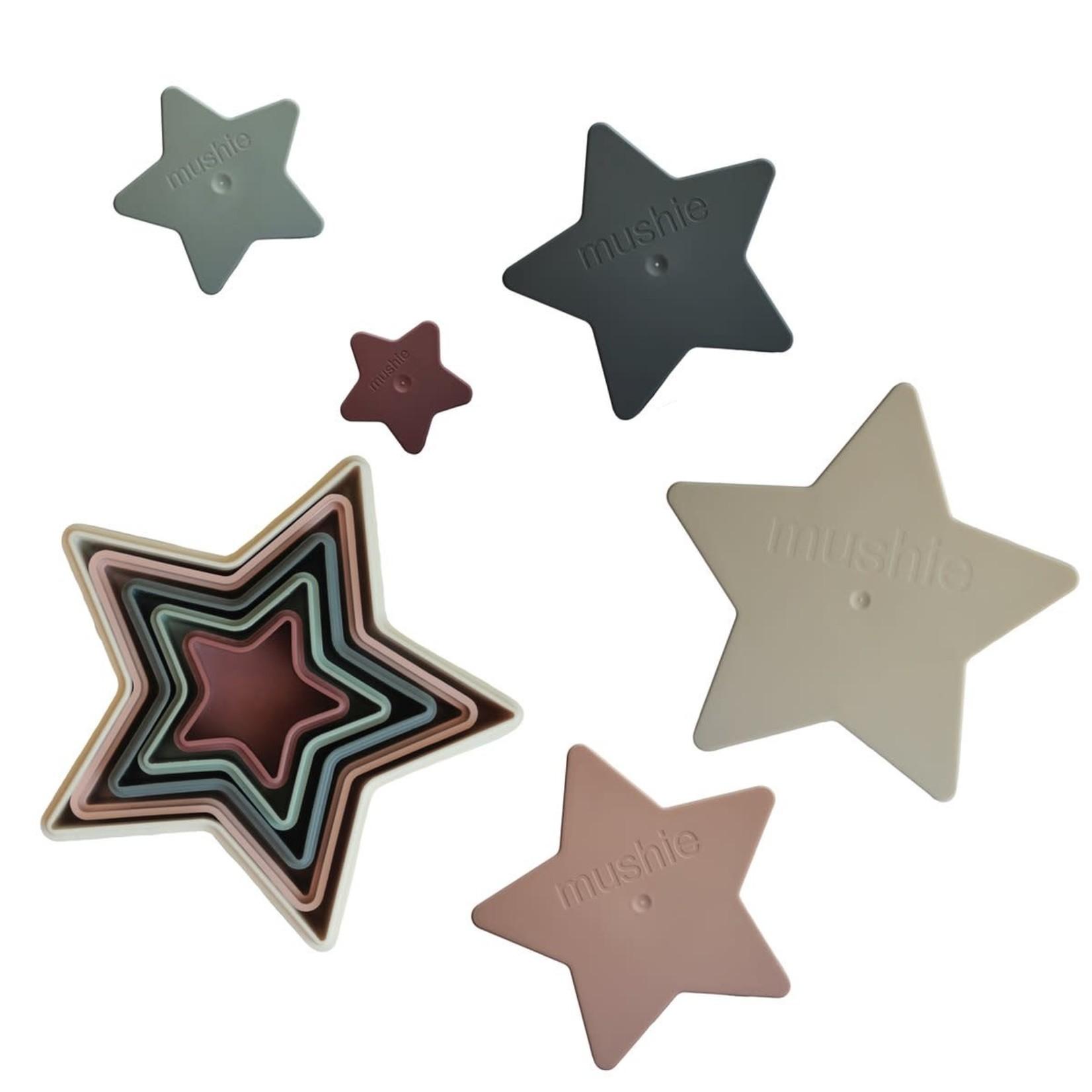 Mushie Stapeltoren Nesting stars