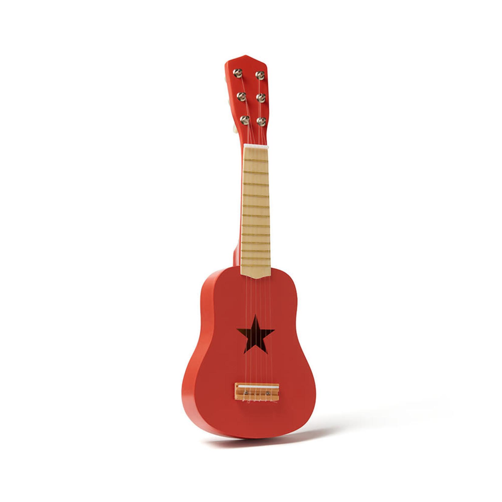 Kid's Concept Gitaar (rood)