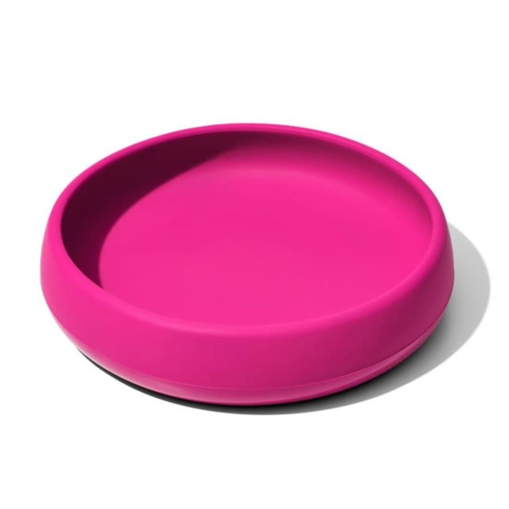 OXO Tot Silicone bord (Pink)