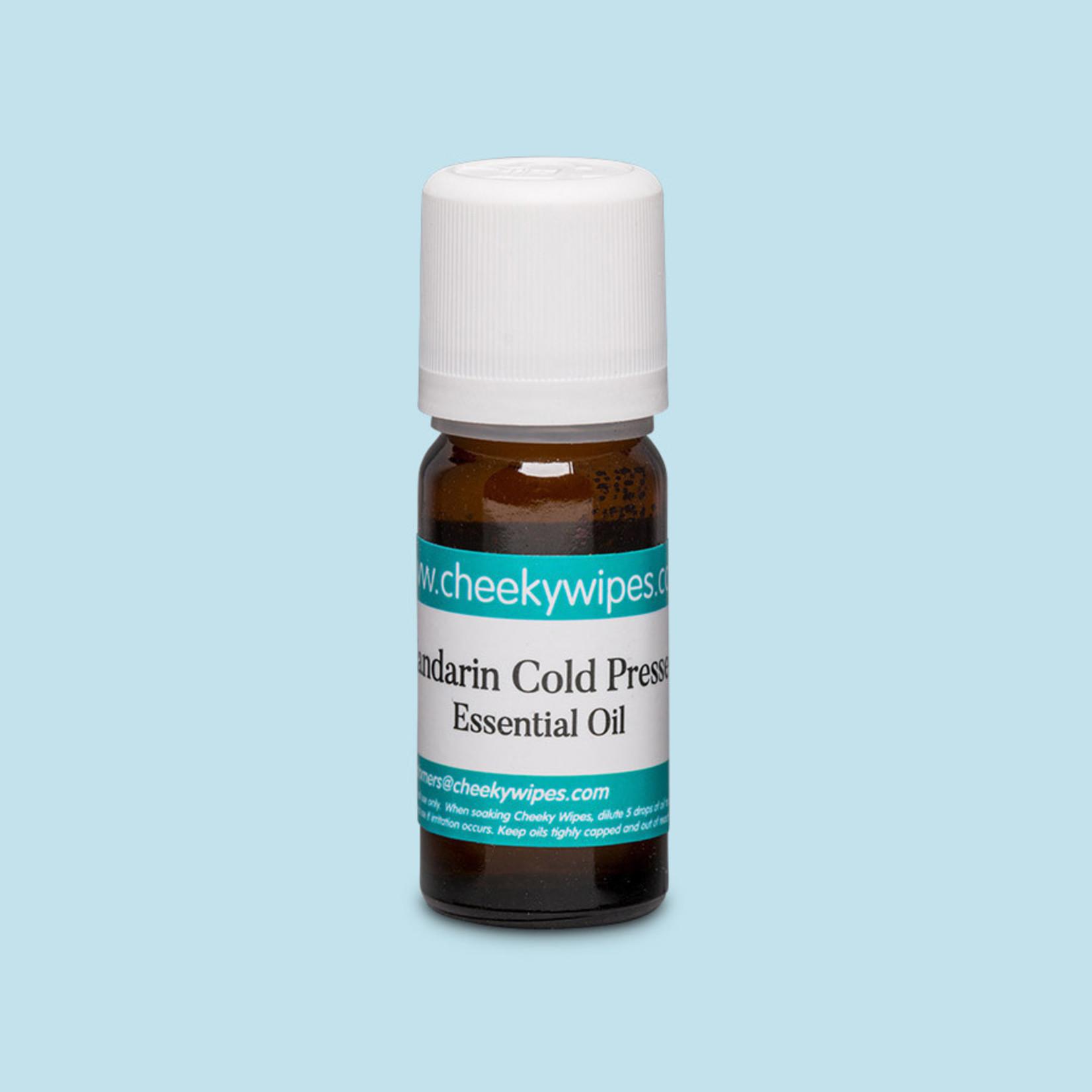 Cheeky Wipes Essentiële olie (Mandarijn)